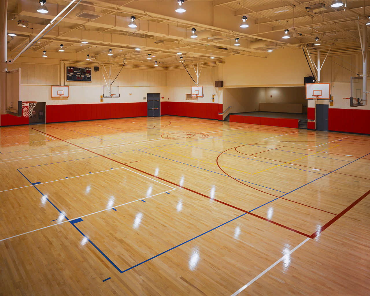 basketball court background hd viewing gallery